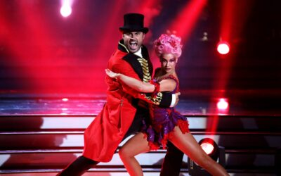 Dancing With The Stars: Megan and Miguel