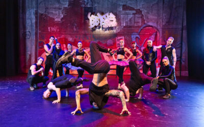 'Beats on Pointe' smashes hybrid dance style of hip hop and ballet