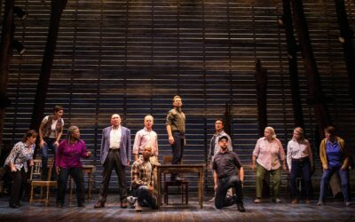 Come From Away's Kelly Devine is Broadway's choreographic sensation
