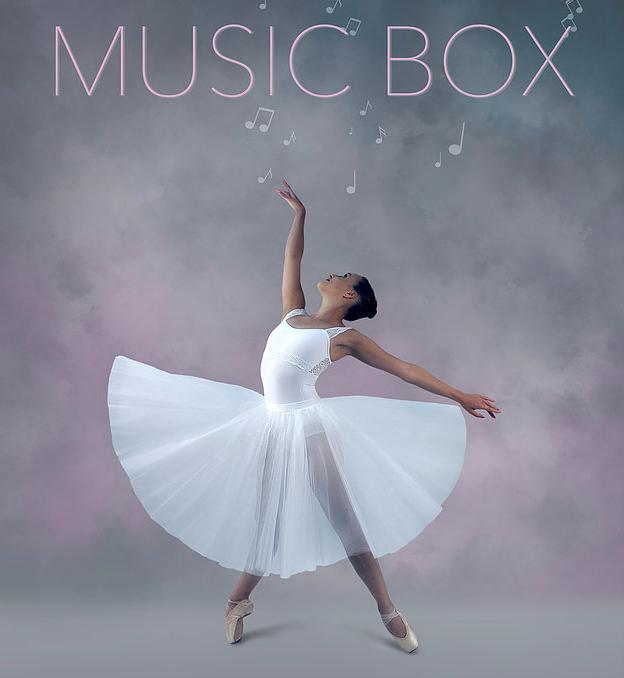 Music Box Masters of Choreography ballet dancer