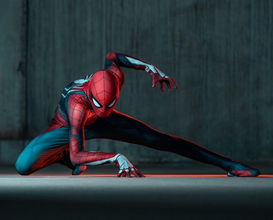 Hero Passion Spiderman Jordan Shome