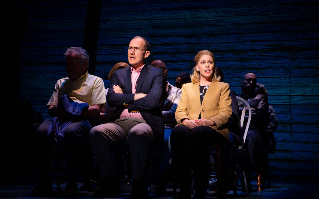 Come From Away: standing ovation from Sydney