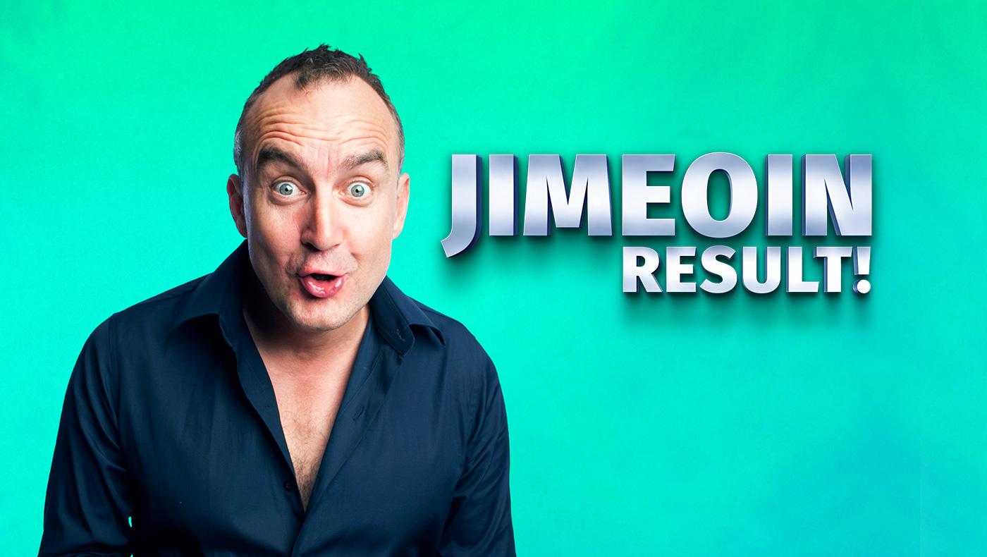 Jimeoin Melbourne Comedy Festival