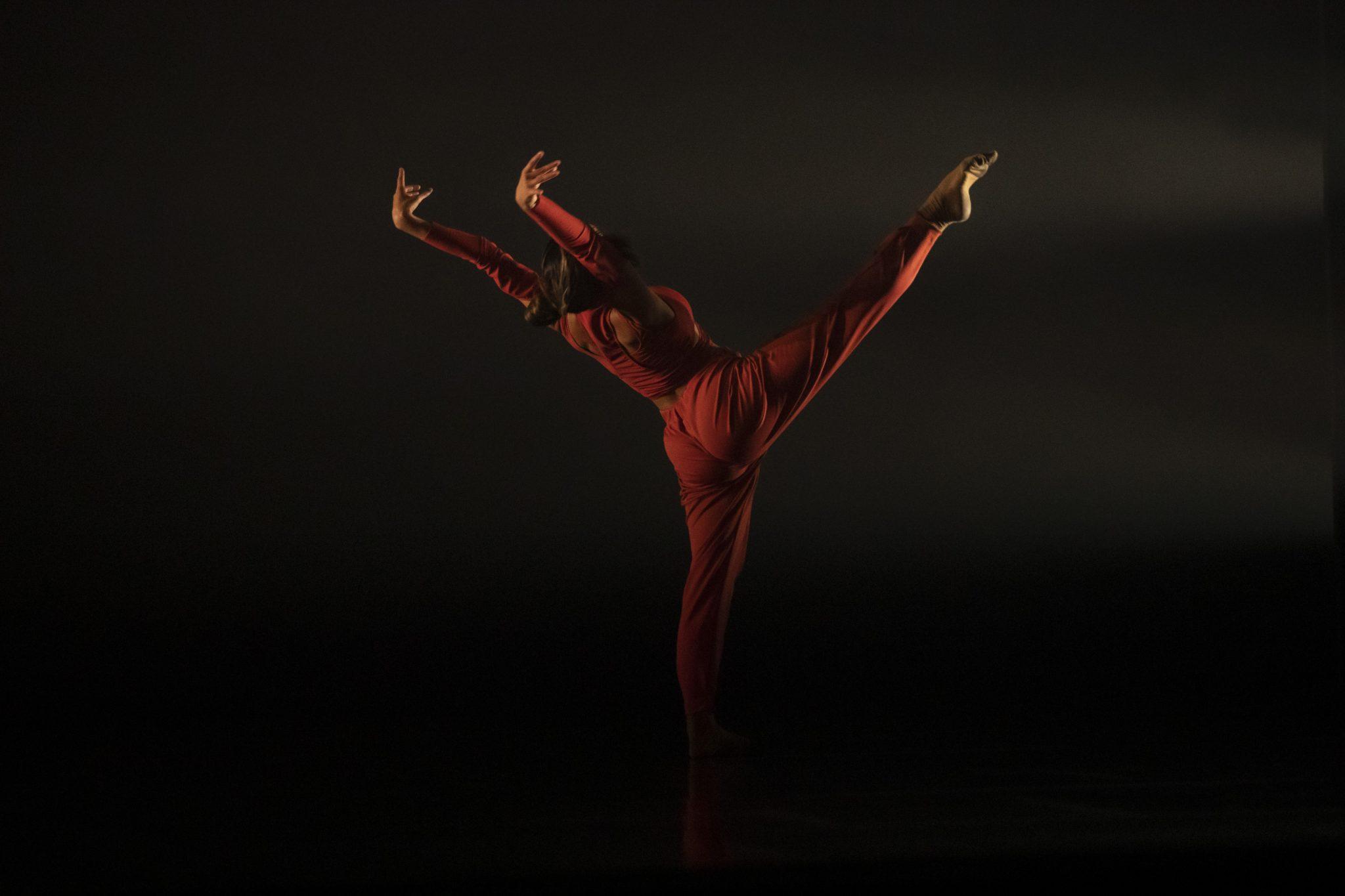 Sydney Dance Company Neon Aether.