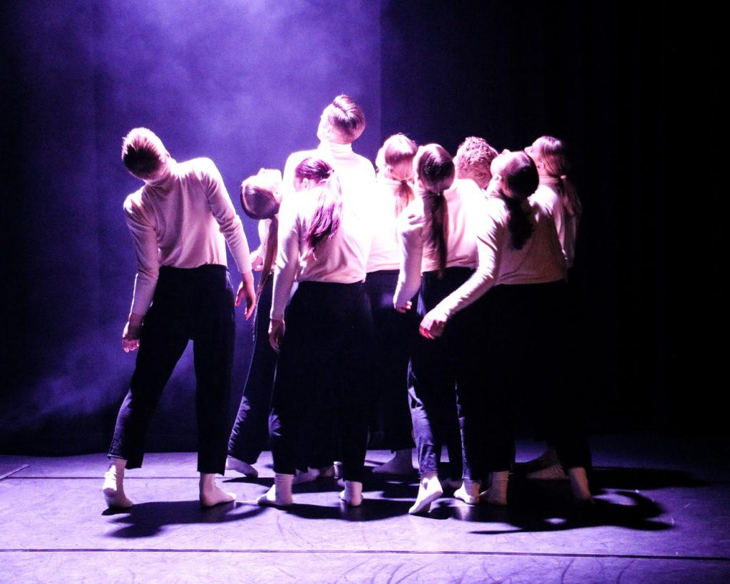SCIMM Dance Company Aetherium