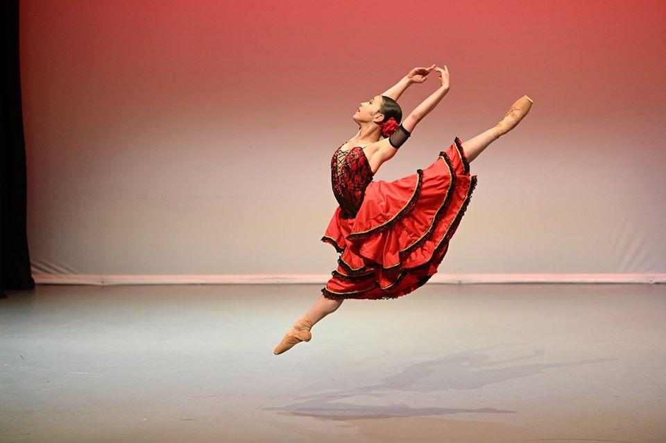 Ainslea Esplana classical Dance Writer Virtual Awards