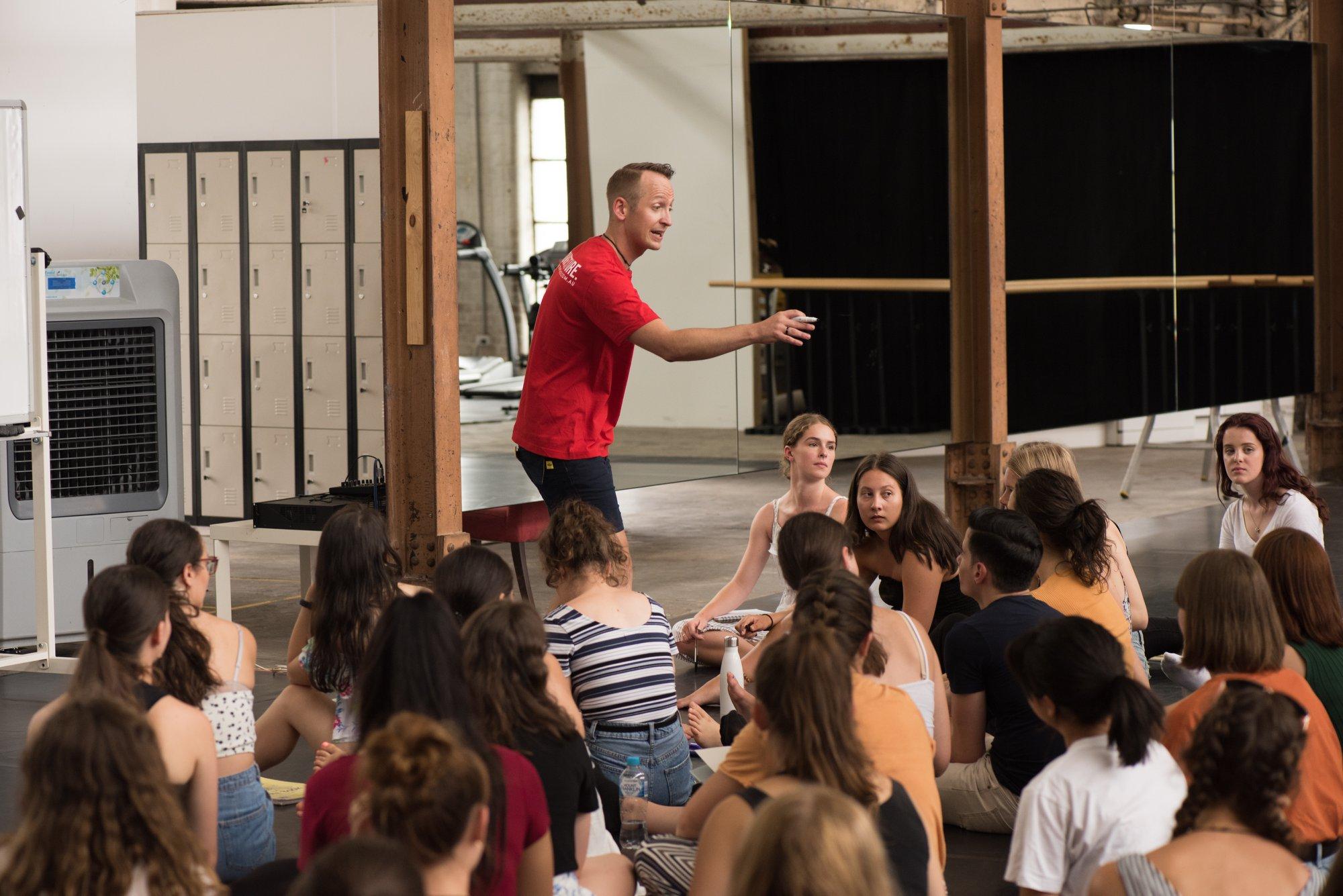 Paul Malek Dance Writer Transit Dance