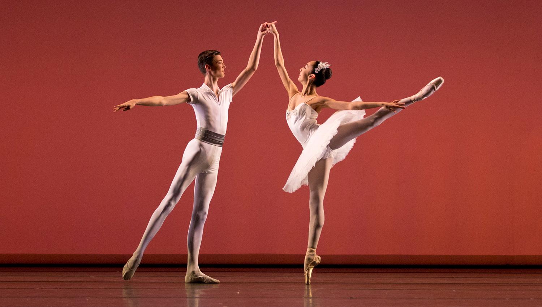 En Pointe The Australian Ballet School