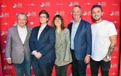 2019 Melbourne International Comedy Festival Launch