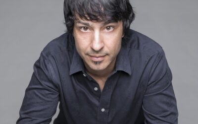 Life, love and camping pants – Arj Barker entertains at the Melbourne International Comedy Festival