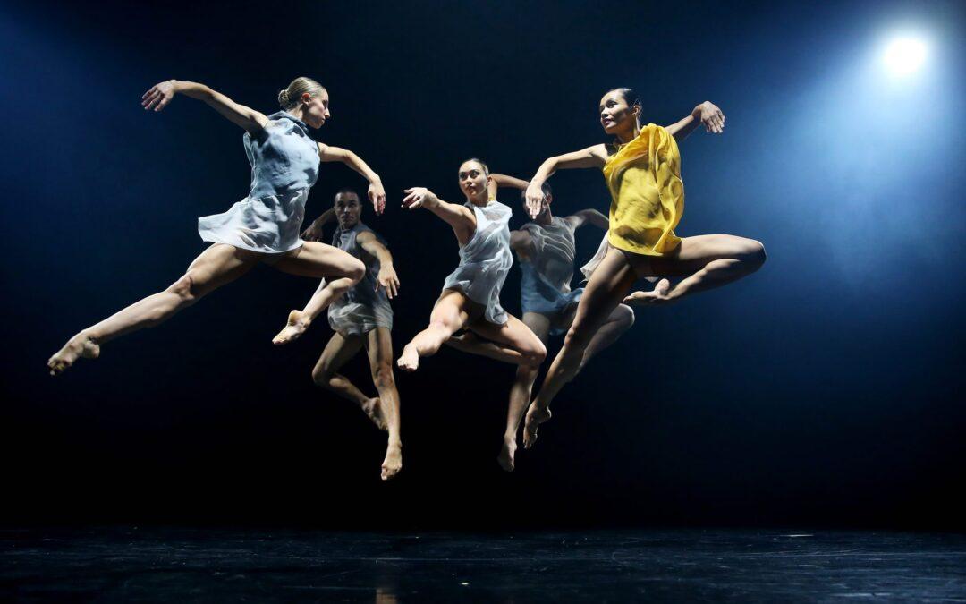Sydney Dance Company turns 50: Bonachela, Nankivell and Lane