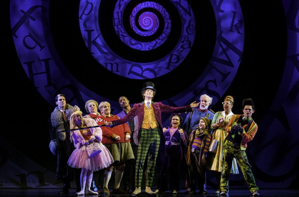 Charlie and the Chocolate Factory – a contemporary taste of this scrumptious classic