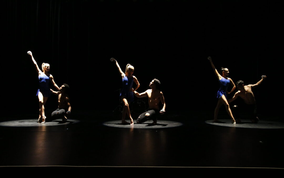 'Raise the Barre' rocks ballet and breakdance blend