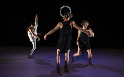 Alisdair Macindoe's Reference Material: a dancer's voice